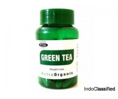 Buy Green Tea Herbal Capsules In Wholesale | Nutraorganix