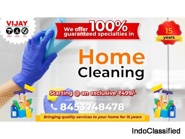 Deep House Cleaning Service In Bangalore By Vijay Home Services