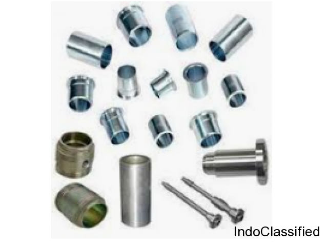 pipe cutting , chamferred pipe , traub components , traub pipe cutting