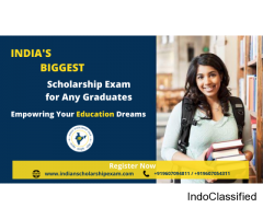 Indian Scholarship Exams are State-Level Scholarships for All Graduates