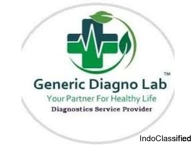 blood test at home service
