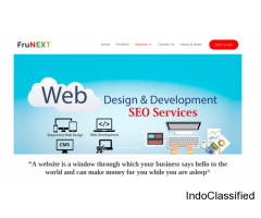Top Web Design in Bangalore – SEO Freelancer Bangalore – FruNext
