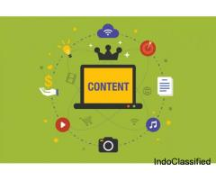 Best Content Writing sevices In India