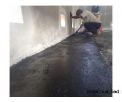 Mastic Flooring for LPG Gas Godown