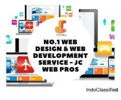 No.1 Web Design & Web Development Service - JC Web Pros