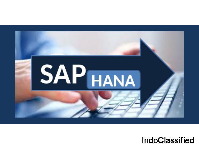 SAP HANA ONLINE TRAINING @Proexcellency