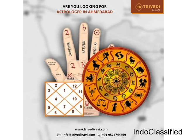 Are You Looking For an Astrologer in Ahmedabad