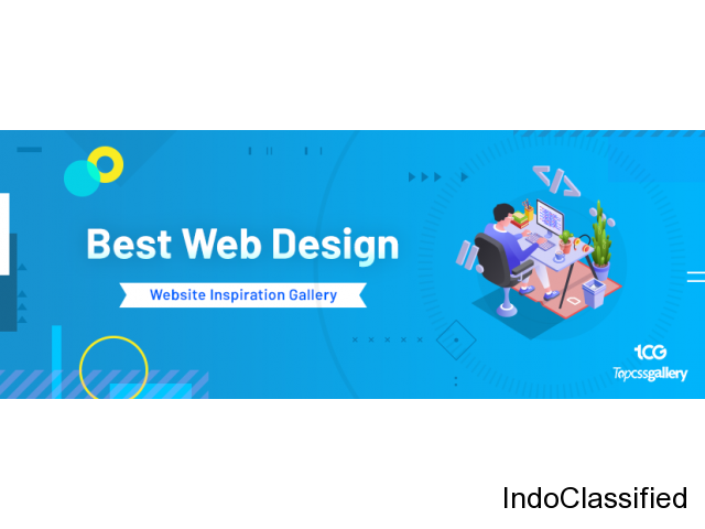Top CSS Gallery - Best CSS Design Inspiration
