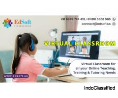 Edsoft l Online Virtual Classroom, LMS, Webinars, Web Conferencing