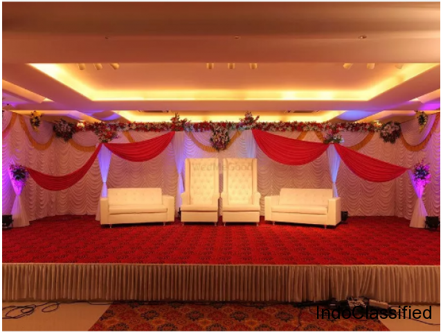TOP 4 AMAZING BANQUET WEDDING HALLS