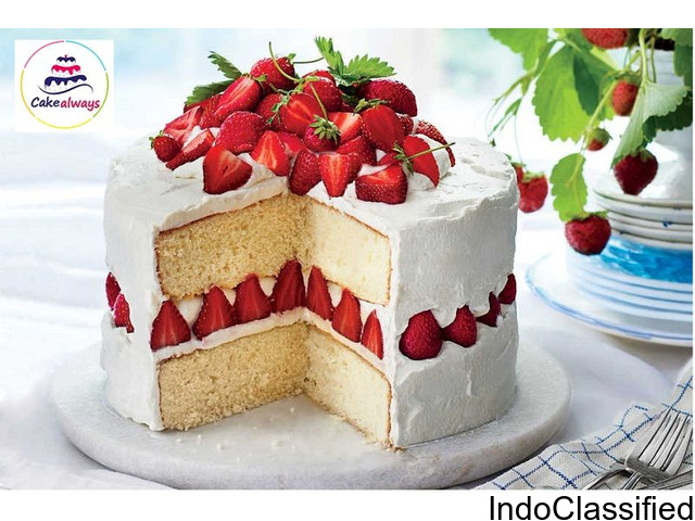 Online Cake Delivery in Pashim Vihar