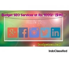 Affordable SEO Solutions in Kolkata, India at ₹1000