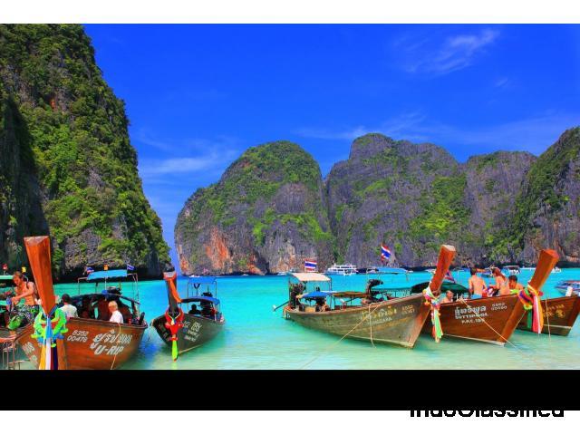 Explore Bangkok and Pattaya
