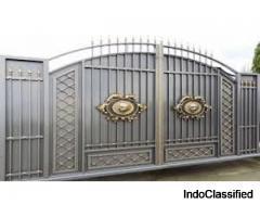 Manufacturer of Iron Door, Iron Window & Iron Railing