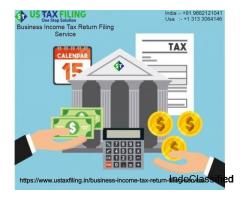 Business Income Tax Return Filing Service