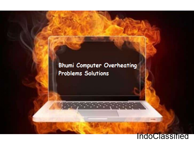 Laptop Overheating Problems Services at Home in Noida