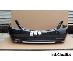 MERCEDES BENZ W222 S63AMG 2017 REAR BUMPER