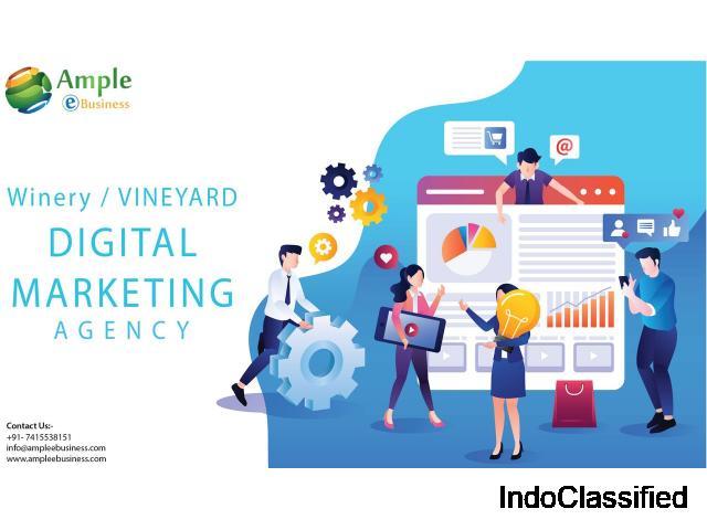 Digital Wine Website Promotion Agency