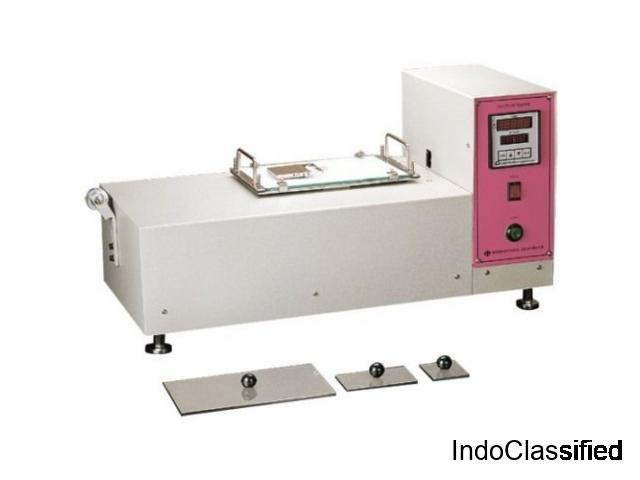 Co efficient of Friction Tester
