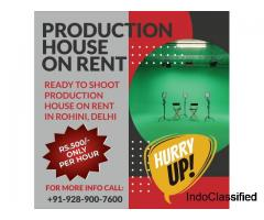 Production House on Rent