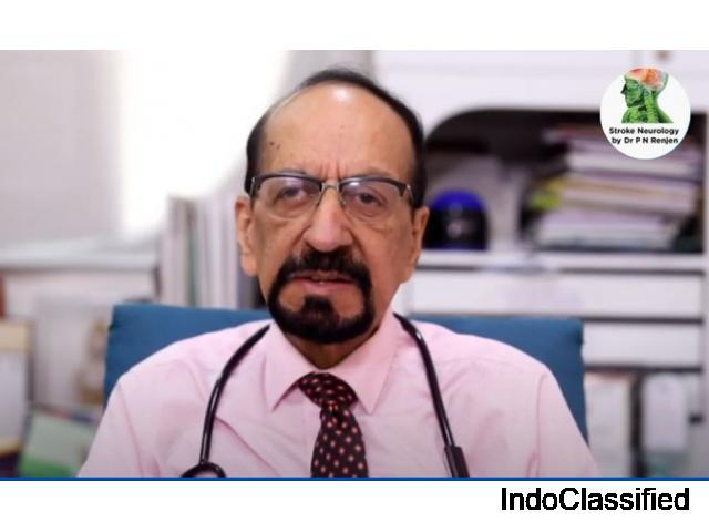 Consult Dr PN Renjen- One of Best Stroke Doctors in Delhi NCR