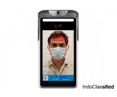 Face Recognition And Body Temperature Detection Machine
