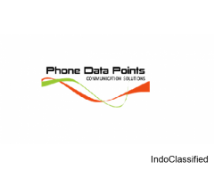 Points Phone Data melbourne