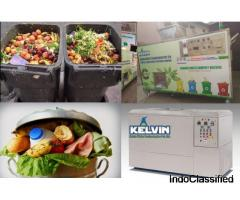 Organic Waste Converter Machine | Kelvin-Organic Waste Composter machine