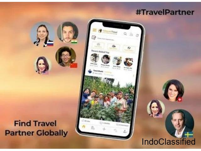 Adequate travel app to Finding travel partner online