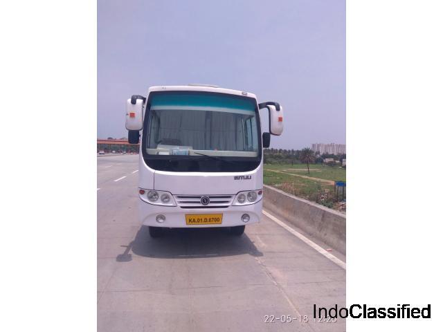 Luxury bus hire in bangalore || luxury bus rental in bangalore || 09019944459