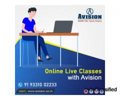 Online Classes for Competitive Exams - Avision Institute