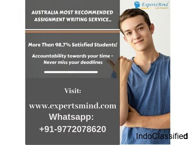 Expertsmind - Trusted Name in Engineering Assignment Help!