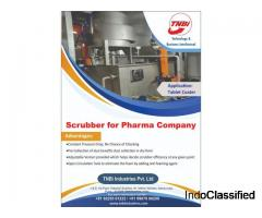 TNBi 's Scrubber @ Pharma Company for Tablet Coater