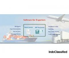 EXPORT MANAGEMENT SOFTWARE IN INDIA