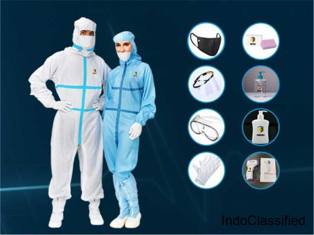 Personal Protective Equipment (PPE) Kit Manufacturer and Supplier Company