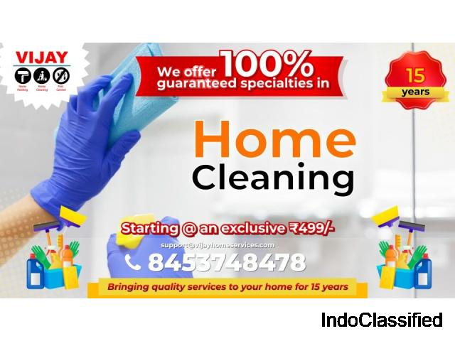 Home  Cleaning Service  In pune by Vijay Home Service