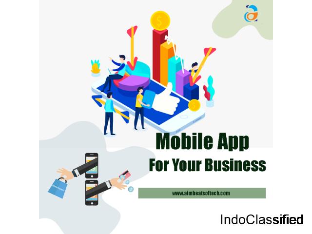 Mobile application development company in Vashi