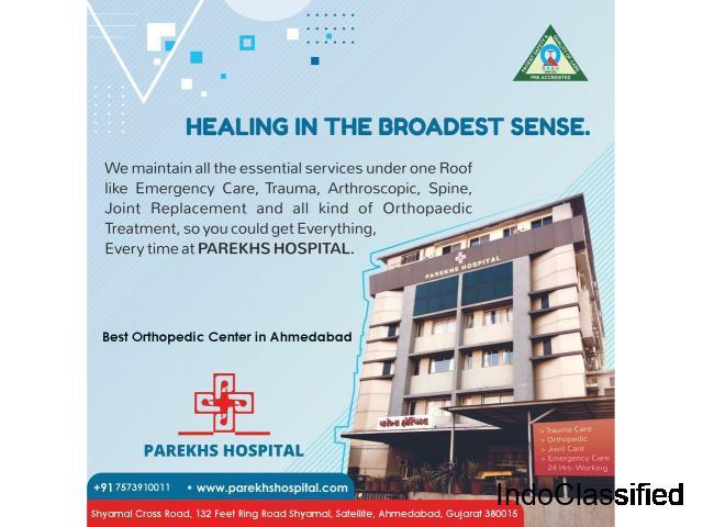 Parekhs Hospital