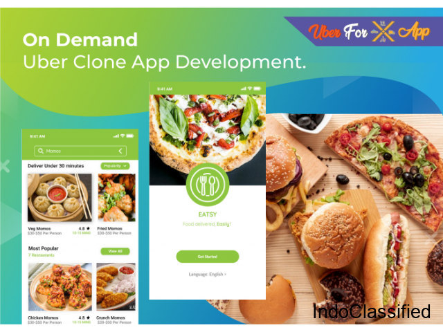 On-demand ubereats clone with advanced options