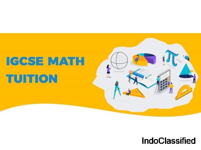 IGCSE Maths Tutor | IGCSE Tuition - Baccalaureate Classes