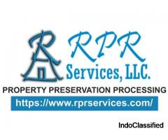RPR Services, LLC - Property Preservation Work Order Processing Services
