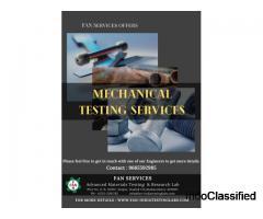 Mechanical Testing Lab Mumbai, Pune, Nashik, Chennai,Hyderabad,India