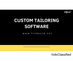 Custom Tailoring Software | Online Tailoring Software