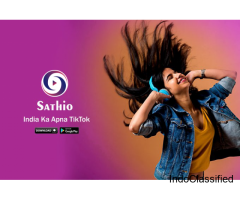 Sathio - Short Video Platform | India Ka TikTok