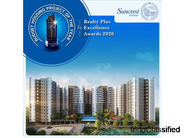 Experience The Benefits of Modern Amenities with Suncrest Estate