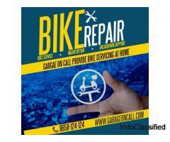 Bike Service and Repair at Home in Delhi NCR