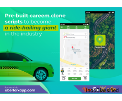 Careem Clone with easy adaptability