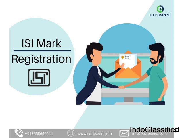ISI Mark registration consultant in Delhi