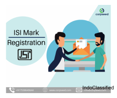 ISI Mark registration consultant in Delhi