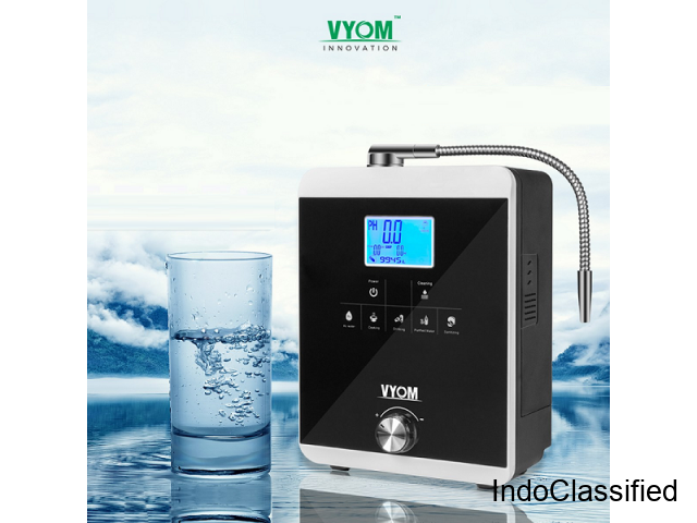 Top Alkaline Water Purifier Brand in India – Vyom